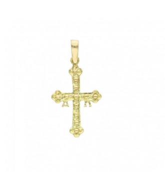Cruz de la victoria en oro