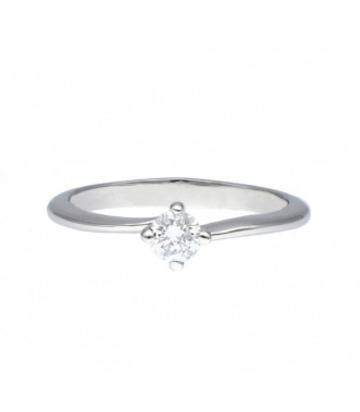 Solitario diamante Gamma